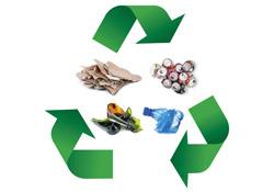 Переработанный мусор - сырье для будущего - Заберу.Ru
